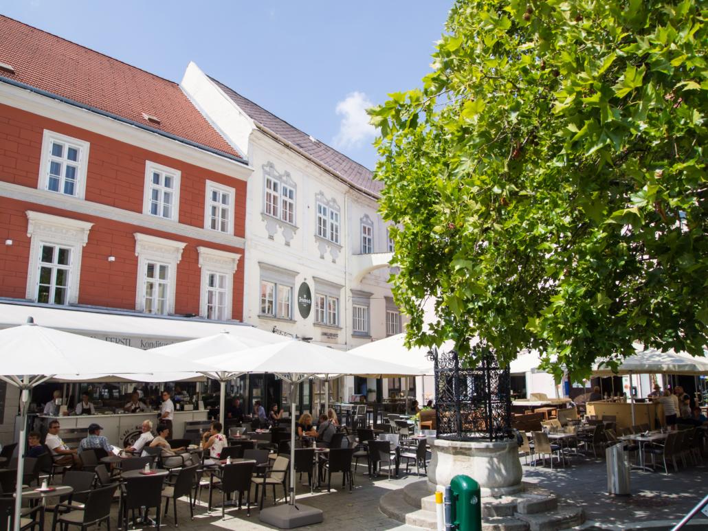 Hauptplatz Wiener Neustadt