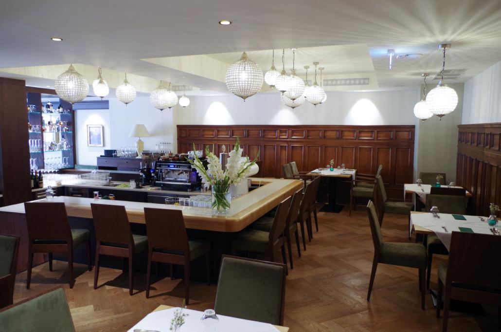 Überblick Restaurant